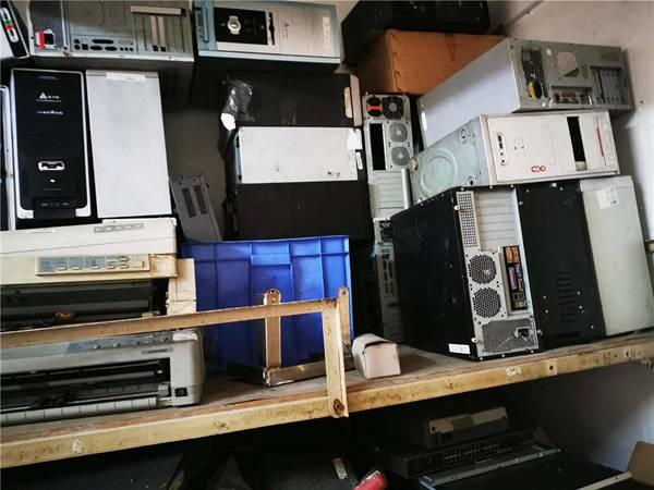 电子产品销毁01